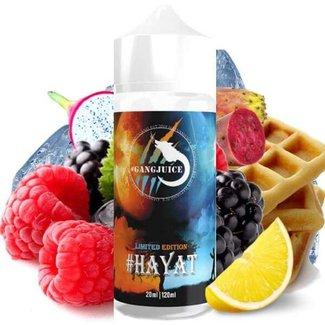 Hayvan Juice #Gangjuice - #Hayat Limited Edition Aroma