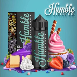 Humble Juice Co.  Smash Berriez 100ml E-Liquid by Humble Juice Co.
