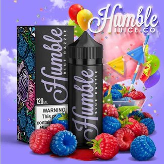 Humble Juice Co.  Blue Dazzle 100ml E-Liquid by Humble Juice Co.