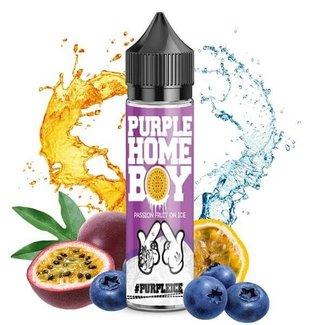 #ganggang #purpleice - Purple Home Boy Aroma