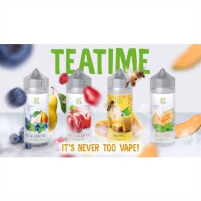 KTS KTS Tea Serie Probierpaket 4x30ml Aroma