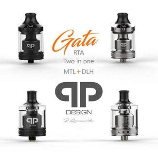QP Design QP Designs Gata RTA MTL/DTL Verdampfer
