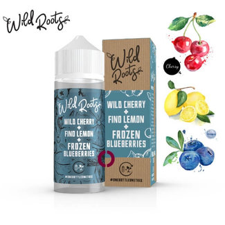 WILD ROOTS Wild Roots Wild Cherry 100ml Shortfill Liquid