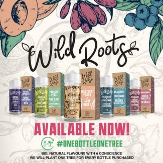 WILD ROOTS Wild Roots Liquid Probierpaket 5x100ml