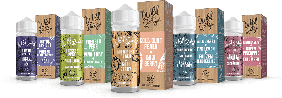 Wild Roots E-Liquids