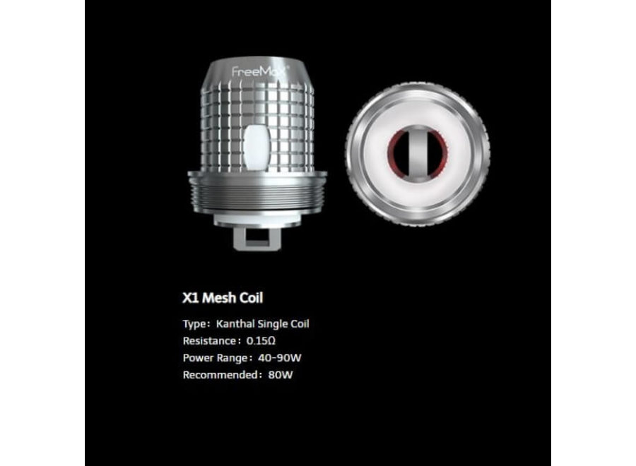 Freemax Firelux2 Mesh Coil System
