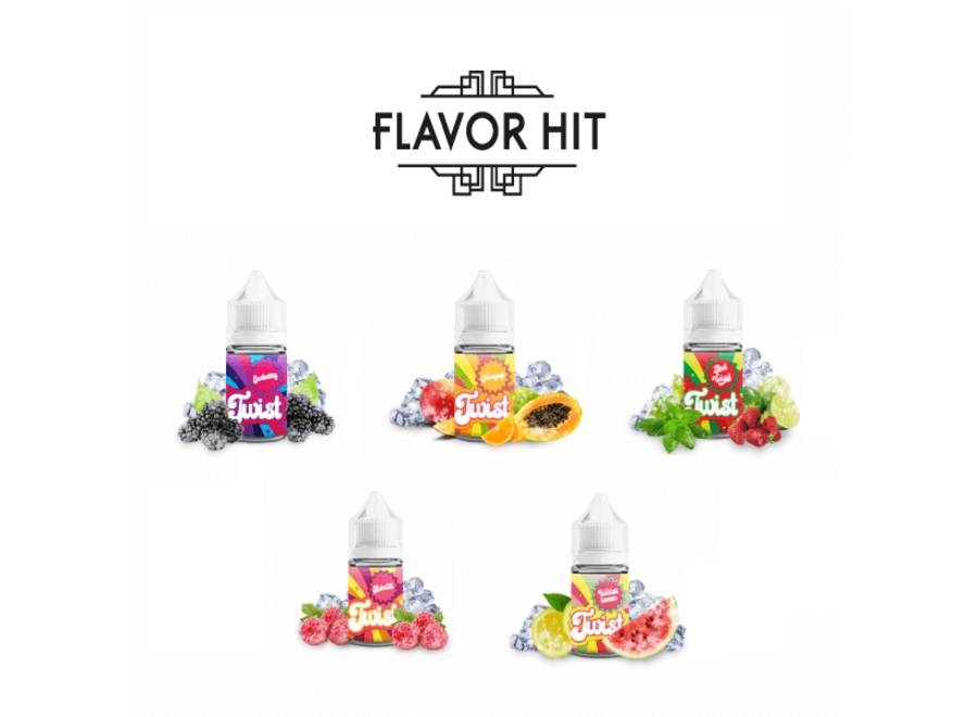 Flavor Hit - Twist E-Liquids 20ML