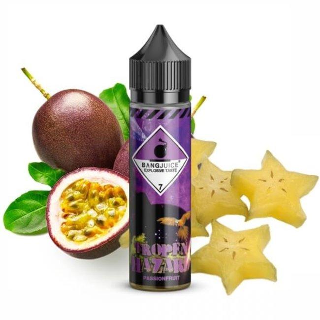 BangJuice® BangJuice® Tropenhazard Passionfruit 15ml Aroma