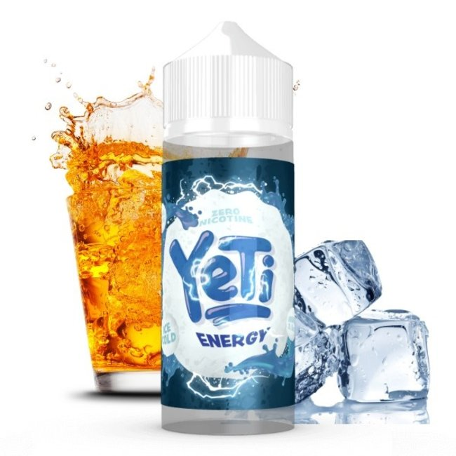 Prohibition Vape Yeti - Energy 100ml E-Liquid