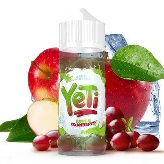 Prohibition Vape Yeti - Apple Cranberry 100ml E-Liquid