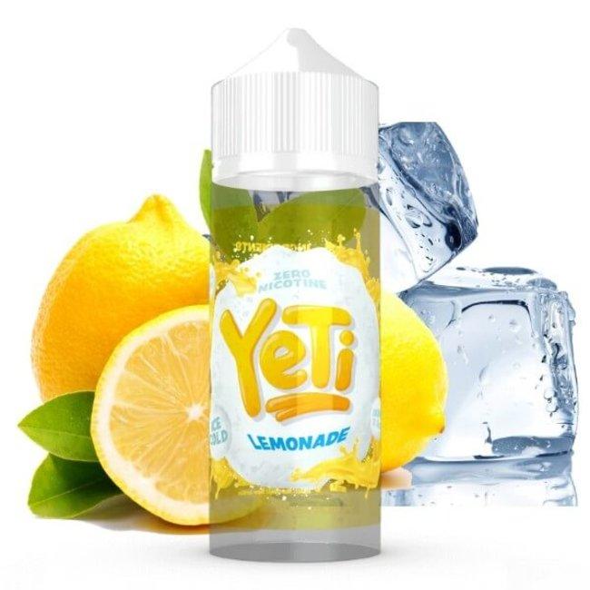 Prohibition Vape Yeti - Lemonade 100ml E-Liquid