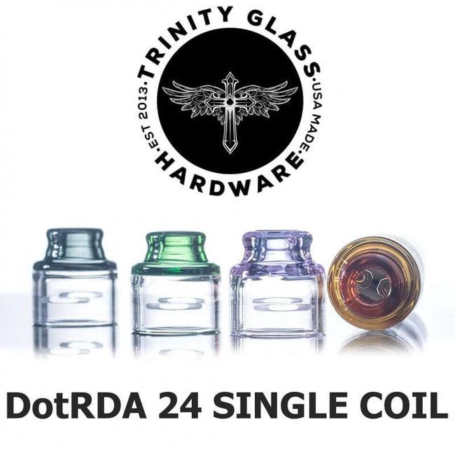 Trinity Glass Trinity - Cloche DotRDA Single coil Spectrum