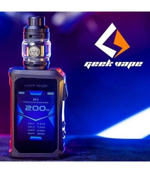Geekvape Aegis X Zeus Set 200W
