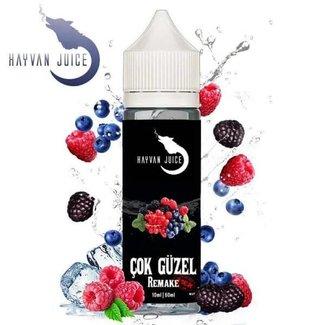 Hayvan Juice Hayvan Juice - Cok Güzel Remake 10ml Aroma
