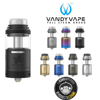 VANDY VAPE Vandy Vape Widowmaker RTA Verdampfer 5ml