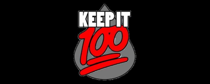 Keep it 100 Liquids