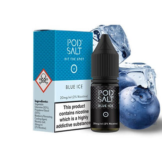 POD SALT Blue Ice Nikotinsalz E-Liquid by Pod Salt