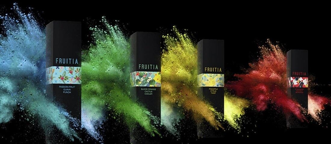 Fresh Farms Fruitia Liquids