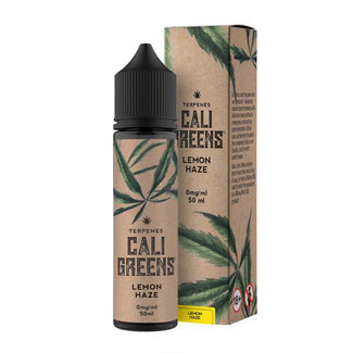 CALI GREENS Cali Greens - Lemon Haze Terpenes 50ml E-Liquid