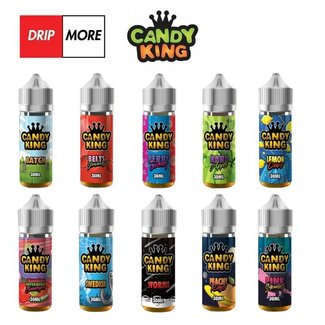 DRIP MORE Candy King (30ml/120ml) Longfill Aromen