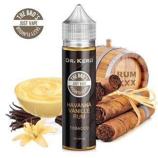 DR. KERO The Bro's X Dr. Kero - Havanna Vanille Rum Tobacco