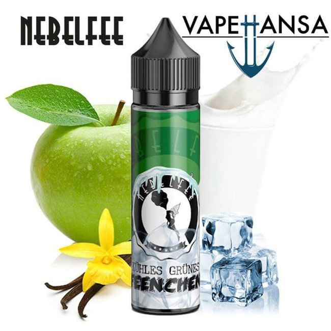 Nebelfee Nebelfee kühles grünes Feenchen Aroma 10ml