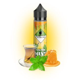 BangJuice® BangJuice - Master Mint 15/60ml Aroma