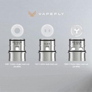 Vapefly Vapefly Kriemhild Coil Verdampferkopf 3 Stück