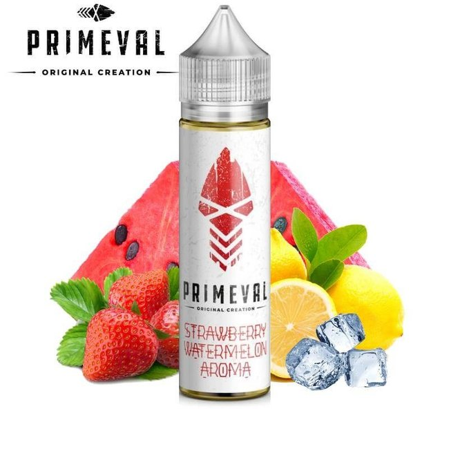 Absolute Ejuice Primeval - Strawberry Watermelon - 12ml Aroma