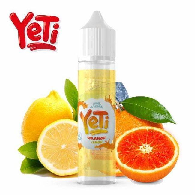Prohibition Vape Yeti - Orange Lemon Aroma
