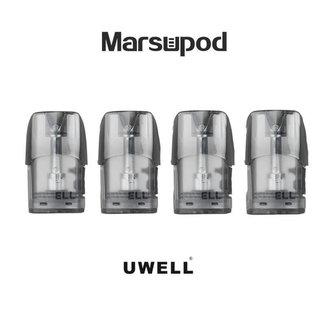 Uwell 4 x Uwell MarsuPod Tank Verdampfer