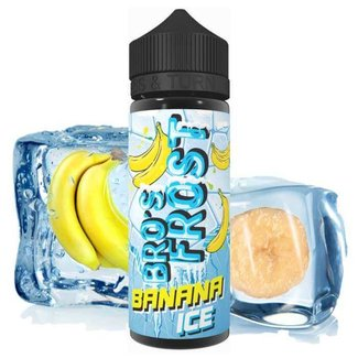 THE BROS Bro`s Frost Banana Ice 20/120ml Aroma