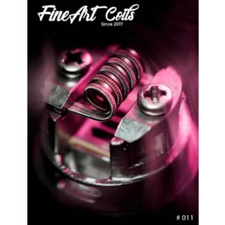 FineArt Coils FineArt Coils - Handmade #011 Finey Coils