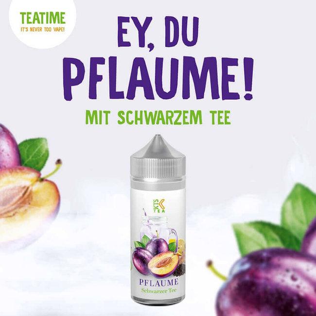 KTS KTS Tea Serie - Pflaume Aroma