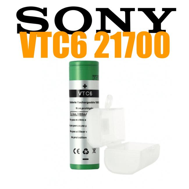 SONY Sony Murata VTC6A 21700 Akku
