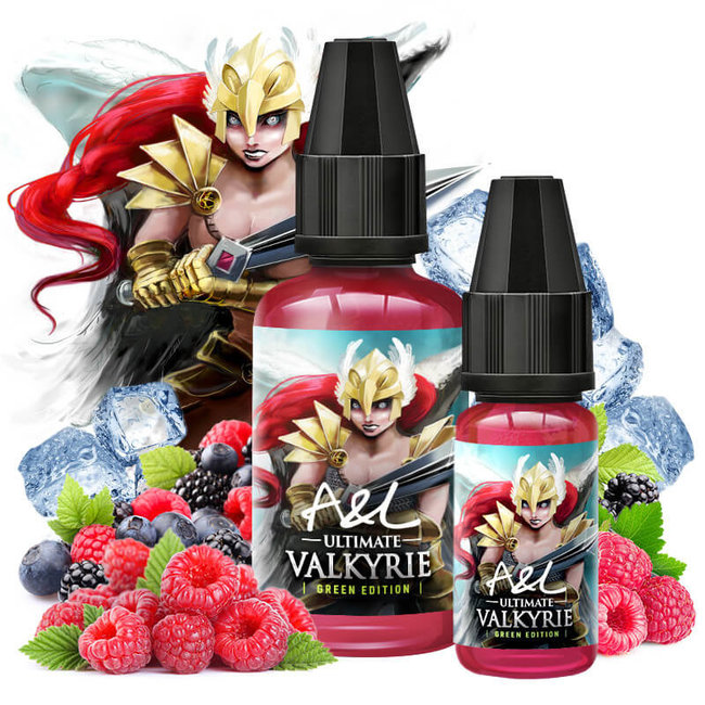 A & L Arômes et Liquides A&L - Ultimate Valkyrie Green Edition 30ml Aroma