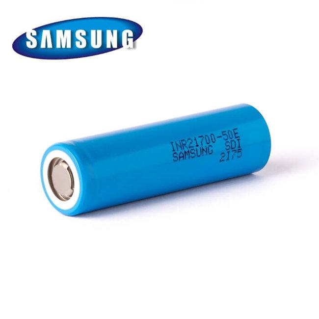 SAMSUNG Samsung 50E 21700 5000mah 10A Akku