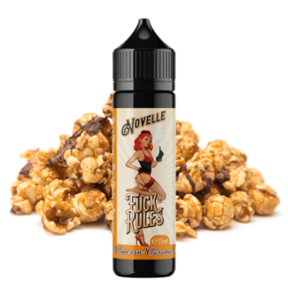 Fuck the Rules Fuck The Rules - Novelle Linie - Popcorn Caramel Aroma
