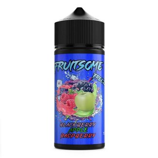 FRUITSOME Fruitsome Freeze - Blackberry Apple Raspberry 100ml E-Liquid
