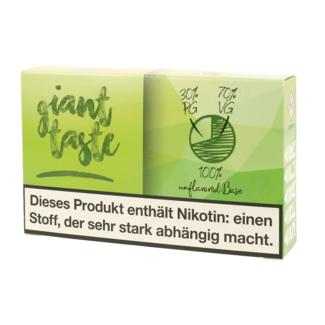 Vapor Giant Giant Taste 5er Pack - Nikotinshot 20 mg - 70/30