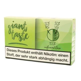 Vapor Giant Giant Taste 5er Pack - Nikotinshot 20 mg - 50/50