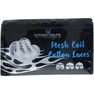 VANDY VAPE Vandy Vape - M Coil Cotton Laces Wickelwatte