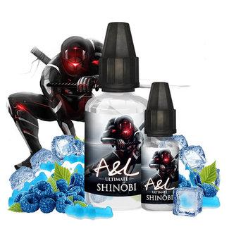 A & L Arômes et Liquides A&L - Ultimate Shinobi Green Edition Aroma 30ml