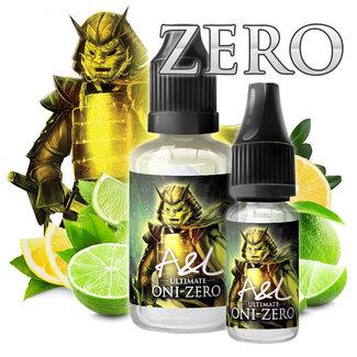 A & L Arômes et Liquides A&L - Ultimate Oni Zero Green Edition Aroma 30ml