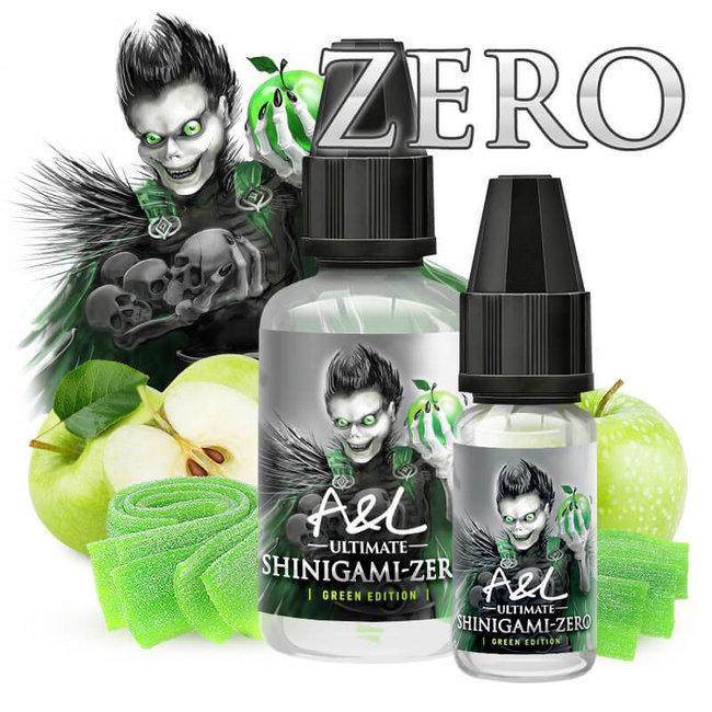 A & L Arômes et Liquides A&L - Ultimate Shinigami Zero Green Edition Aroma 30ml