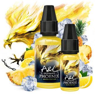 A & L Arômes et Liquides A&L - Ultimate Phoenix Green Edition Aroma 30ml
