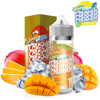 Prohibition Vape Crusher E-Liquid - Mango Ice 100ml