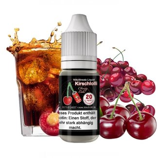 UltraBio UltraBio - Kirschlolli Cherry Cola Liquid 10ml