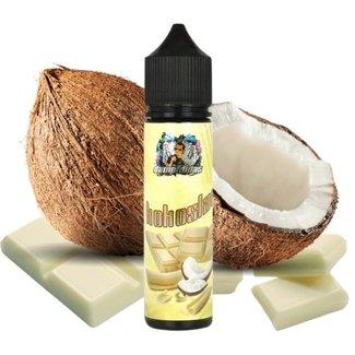 Dampfdidas Dampfdidas - Kokoslade Aroma