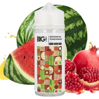 BIG TASTY Big Tasty - Watermelon Pomegranate 20ml Aroma